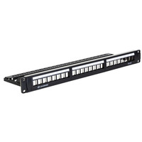 PNA24-SC6A - 19-inch patch panel with 24 ports FTP CAT. 6a