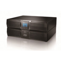 Delta RT-Series 3000VA 2700W Tower Rack - RT-Series Ture On-Line Double Conversion 3000VA/2700W Tower/Rack(2U) LCD UPS Include Bracket Ear/Rail Kit/So