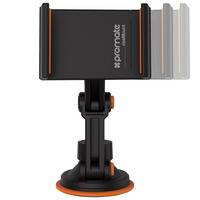 'riseMount' Universal Multi-Level 360-degree Rotatable Car Mount for Smartphone Devices  BK - Promate 'riseMount' Universal Multi-Level 360-degree Rot