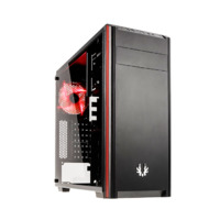 Bitfenix Nova TG Mid Tower - ATX - Black