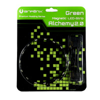 BitFenix Alchemy 2.0 Magnetic LED Kit - 30cm Green