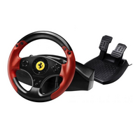 Thrustmaster Ferrari Red Legend Edition Racing Wheel - For PC & PS3