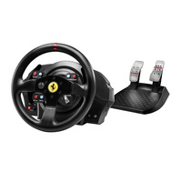 Thrustmaster T300 Ferrari GTE Racing Wheel For PC  PS3 & PS4