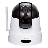 DCS-5222L - DCS-5222L HD Wireless N Pan-Tilt Network Camera  Fast Ethernet  WLAN 802.11 b/g/n  WEP/WPA/WPA2  128MB SDRAM  16MB Flash  1280x800/30fps