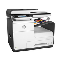 HP PageWide Pro 477dw Printer - A4 Colour Inkjet  WiFi  Print/Scan/Fax