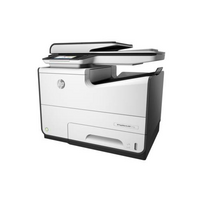 HP PageWide Pro 577dw Printer - A4 Colour Inkjet  WiFi  Print/Scan/Fax