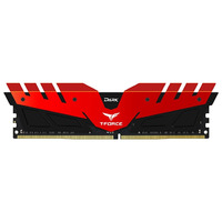 Team Dark 16GB DDR4 - Red - 2x8GB DIMM 2400MHz CL14 1.2V