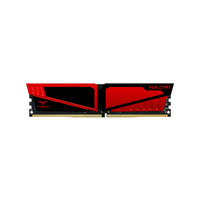Team Vulcan 8GB DDR4 - Red - 1x8GB DIMM 2400MHz CL14 1.2V