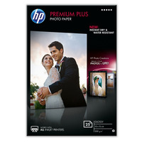 Premium Plus Glossy Photo Paper-25 sht/10 x 15 cm - Premium Plus Glossy Photo Paper-25 sheet/10 x 15 cm