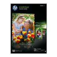 Everyday Glossy Photo Paper-25 sht/A4/210 x 297 mm - 210x297 mm  200 g/m²  Glossy