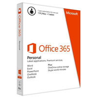 Microsoft Office 365 Personal - 1 Year 1 License