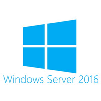 Windows Server 2016 Standard DVD - 64Bit 16 Cores