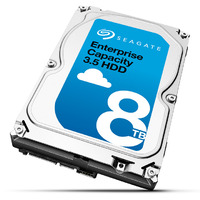 8TB - Enterprise 8TB - 7200RPM  4.16ms  SAS 12Gbit/s