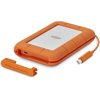 LaCie Rugged 500GB Portable HDD - USB-C 3.0/Thunderbolt