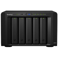 Synology DS1517 5 Bay NAS - Quad Core 1.7GHz  2GB