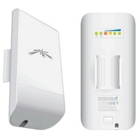 airMAX Nanostation LOCO M 2.4GHz Indoor/Outdoor CPE - Point-to-Multipoint(PtMP) application - Ubiquiti airMAX Nanostation LOCO M 2.4GHz Indoor/Outdoor