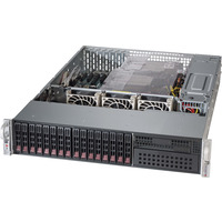 "2U 16x 2.5' Server Chassis with SAS3 12GBs Expander & 920W Redundant PSU - Supermicro 2U 16x 2.5"" Server Chassis with SAS3 12GBs Expander &am"