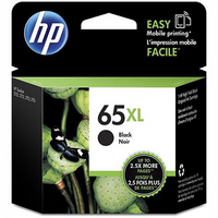 HP NO.65XL INK N9K04AA 300 PAGES BLACK
