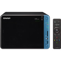 QNAP TS-653B-8G 6 Bay NAS - Quad Core 2.3GHz  8GB