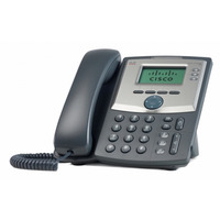 SPA 303 - 3-Line  Speakerphone  Caller ID  2x RJ-45  2.5 mm  10/100BASE-T  256-bit AES  LCD  Australia Power Adapter