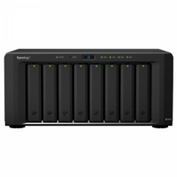 Synology DS1817 8 Bay NAS - Quad Core 1.7GHz  4GB