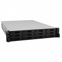 Synology RX1217RP 12 Bay Rackmount Expansion Unit