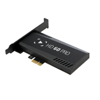 Elgato PCIe Game Capture HD60 Pro - 1080p  60 fps  H.264  60 Mbps  HDMI In/Out
