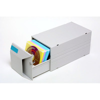 CD Drawer With Sleeves - Capacity 75 - CD Drawer With Sleeves - Capacity 75