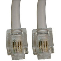 CAB-ADSL-800-RJ11= - ADSL RJ 11-to-RJ11 Straight Cable  Spare