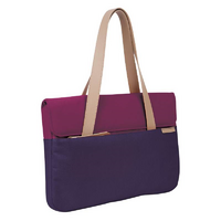 STM Grace Deluxe Laptop Sleeve - Dark Purple - Up to 13'