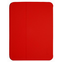 Studio - tudio Fitted Case for 10.1-Inch Samsung Galaxy Tab 3  Red