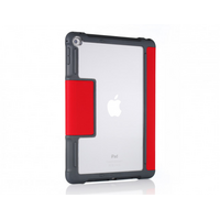 Dux (Education only) - PC/TPU/microfibre  iPad mini 4  red