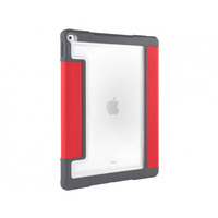 Dux Plus - PC/TPU/PU  iPad Pro 12.9  Red