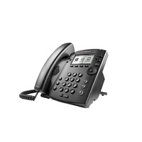 310 - Business Media Phone  6-Line  HD Voice  2 x Gigabit Ethernet RJ-45  8-Level Grayscale Display (208 x 104)  PoE