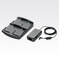 SAC5500-401CES - 4-Slot Battery Charger Kit  Black