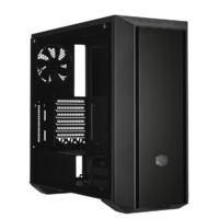 Cooler Master Masterbox 5 Pro Mid Tower - ATX - w/Window & Mirror Front