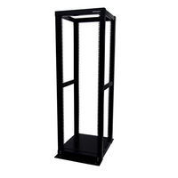 36U Adjustable 4 Post Server Equipment Open Frame Rack Cabinet - StarTech.com 36U Adjustable 4 Post Server Equipment Open Frame Rack Cabinet