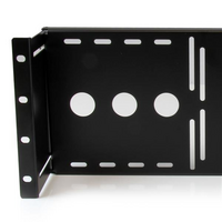 Universal VESA LCD Monitor Mounting Bracket for 19in Rack or Cabinet - StarTech.com Universal VESA LCD Monitor Mounting Bracket for 19in Rack or Cabin