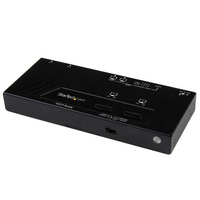 2X2 HDMI Matrix Switch w/ Automatic and Priority Switching – 1080p - StarTech.com 2X2 HDMI Matrix Switch with Automatic and Priority Switching – 2 In