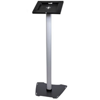 Lockable Floor Stand for iPad - StarTech.com Lockable Floor Stand for iPad - Secure Metal Tablet Enclosure with Fixed Height - Supports 9.7' iPad  iPa