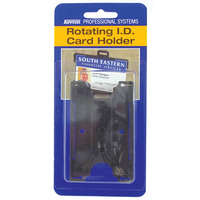 CARD HOLDER KEVRON ID ROTATING B/PACK ID1025PP