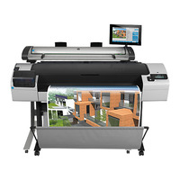 DesignJet SD Pro MFP - 1118 mm  2400 x 1200 dpi  Print  Copy  Scan  160/500GB
