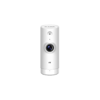 Mini HD - Mini HD WiFi Camera  1 MPX CMOS  720p  30 fps  ICR Filter  2.4GHz 802.11n/g  3.5 x 3.8 x 9.2 cm