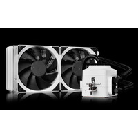 DeepCool Captain 240mm Liquid Cooler - White