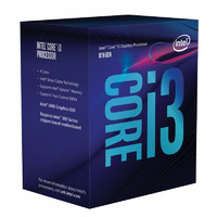 Intel Core i3-8300 LGA1151 Processor - 3.7GHz 4-Core 62W TDP