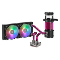 Cooler Master Maker 240mm RGB Liquid Cooler Kit