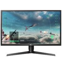 LG 27GK750F-B 27' TN Monitor - 1920x1080  240Hz  Freesync