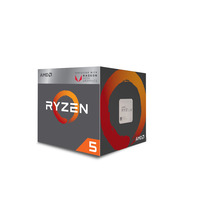 AMD Ryzen 5 2400G AM4 Processor - 3.9GHz 4-Core 65W TDP