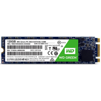 Western Digital Green 120GB 2280 M.2 SSD - Up to 545 MB/s