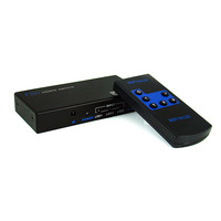 3 Port HDMI Switch 1080P - Lenkeng 3 Port HDMI Switch 1080P